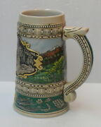 Coors Large Beer Stein Hand Crafted 6-1/2 Collectible Beer Stein