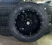 20x10 Black A2 Offroad Mo970 35 At Wheels Tires 6x5.5 2021 Ford Bronco