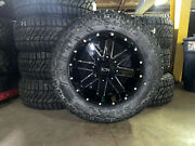 20x10 Ion 141 Black Wheels Rim 35 At Tires Package 6x5.5 2021 Ford Bronco