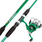 Pro Series Spinning Fishing Rod And Reel Combo - Fishing Pole By Wakeman