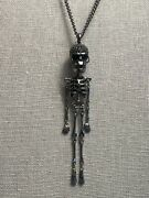 N The Skull Skeleton Pendant Necklace Sold Out And Hard To Find