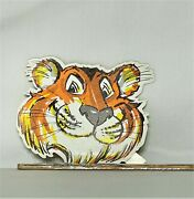 New Xcelent Cond Vintage Enco/esso Gas And039put A Tiger In Your Tankand039 Tiger Sticker