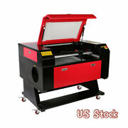 Calca 700mm X 500mm 80w Co2 Laser Engraver And Cutter Machines