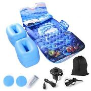 High Quality Air Inflatable Bed Soft Touch Sleeping Mattress For Car Back Seats