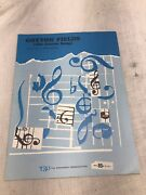 Sheet Music- Cotton Fields The Cotton Song 1962 - Leadbelly Motion Picture