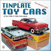 Book Tinplate Toy Cars Of The 1950s And 1960s From Japan Models Price Tin Plate