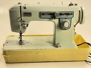 Vintage Brother Charger 651 Sewing Machine Read Description