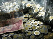 Forex Foreign Exchange Coin And Currency Lot Mexico 2878.10 Pesos 185