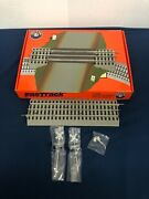 Lionel Fastrack Grade Crossing W/ Flashers And Sound 6-12052