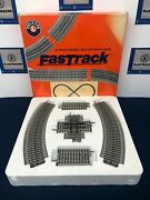 Lionel Fastrack Figure 8 Add-on Track Pack 6-12030