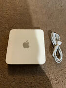 Apple Time Capsule 500gb Wireless N Router Model A1302