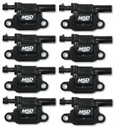 Msd 826683 Gen V Ignition Coil Blaster Fits 14-18 Gmc/chevy/cadillac - 8pc