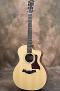 New Taylor 214ce Rosewood Plus Acoustic Guitar From Japan