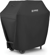 Bbq Grill Cover 44 Large All-weather Premium Gas Grill Cover Dual Handles Straps