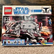 Lego Star Wars At-te Walker Set 7675 Unopened And Sealed 2008 Collector's Set
