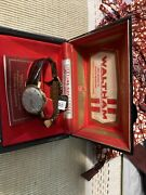 """Waltham 1957 Antique Watch In Original Box - """"new Old Stock"""" W/ Booklet And Tags"""