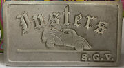 Dusters S.g.v. Car Club Plaque