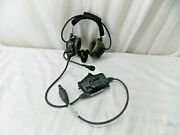 Bose Tactical Military Communication Headset W/ Microphone