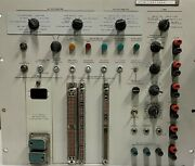 Rockwell Collins 977b-1 Electrical Test Panel - Part Number 777-1357-001
