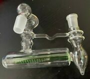 New 14mm Ash Catcher All Design Collectible Art Male Joint 45 Degrees Green