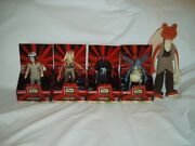 Star Wars Episode I Kidand039s Collectibles And Jar Jar Binks Plush Applause Lot Of 5
