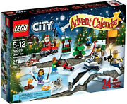Lego City Town 60099 Advent Calendar Building Kit. Shipping Included
