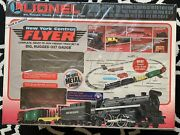 Mint In Box 1997 Lionel Electric New York Central Flyer Freight Train Complete
