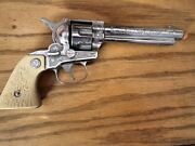 Nichols Stallion 38 In Good Condition Cylinder Turns With Pull Of The Trigger