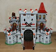 Lego 7946 Kingdoms Kingand039s Castle Set In Box 100 Complete Manuals And Minifigures