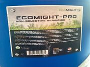 Eco-might Pro Non-selective Weed And Grass Killer Liquid Concentrate 55 Gallon