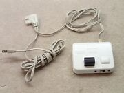 Elna Foot Pedal Control For Older Electronic Su Lotus Sewing Machine 447 300-1