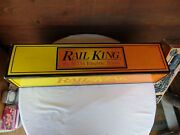 Rail King 2-6-0 Steam Freight Train Set By Mth Electric Trains