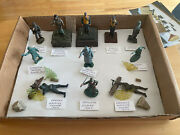 Vintage Military Collectible Toy Soldiers German Japanese Luftwaffe Paratrooper
