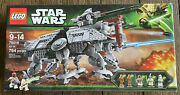 Lego Star Wars At-te Battle Of Geonosis 75019 Clone Brand New Sealed