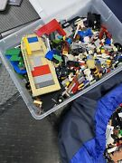 Lego 45 Lbs Lot Mix From Various Sets ,