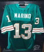 Miami Dolphins Dan Marino Autographed Signed Jersey