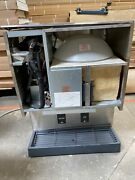 Scotsman Touch Free Nugget Ice/water Maker. Parts Only Not Working
