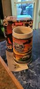 Budweiser Salutes Army Beer Stein Vintage 1993 Military Series Anheuser-busch