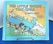 Vintage-the Little Engine That Could-1961-watty Piper 2310