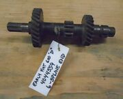 Early Fiat 600d Abarth 850tc Transmission Main Cluster Shaft Assembly 4044559