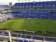 2 Baltimore Ravens Psl Season Tickets Seat Licenses Section 522 Plus Tickets