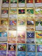 Pokemon Cards Old Back Frame Sleet There Is Omake