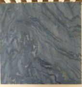 Marble Floor Wall Tile Blue Polished 12 X 12 No Box Pick Up Only