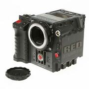 Red Scarlet-x Dragon 6k Cinema Camera Package With Ef Mount 607 Hours 1385908