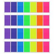 560 Sheets Flags Index Tabs Sticky Notes Writable Labels Page Marker Bookmarks