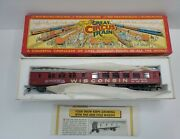 Walthers The Great Circus Train 8th Release 1967h, Diner Car The Janesville