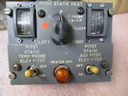 826029 Pitot Static Heat Indicator-ground Use Only