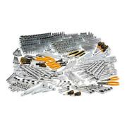 Gearwrench Hand Tool Set Master Mechanics, Ratchets, Pliers, Sockets, 579 Pieces