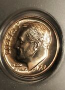 1967 Roosevelt Dime No Mint Mark Rare Came From Estate Sale As Seen