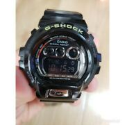 Casio G-shock Custom Black And Silver Excellent 32d1